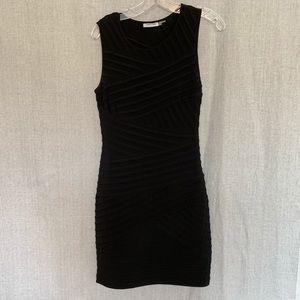 Calvin Klein Sleeveless Dress Black sSize 4